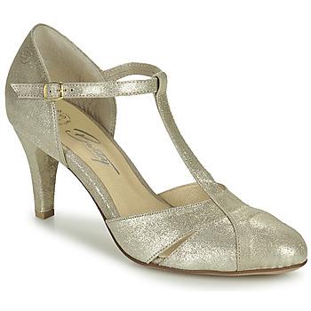 Schuhe Damen Pumps Betty London MASETTE Gold