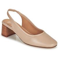 Schuhe Damen Pumps Betty London OMMINE Naturfarben