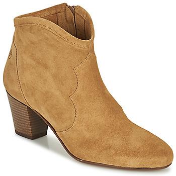 Schuhe Damen Low Boots Betty London OISINE Camel