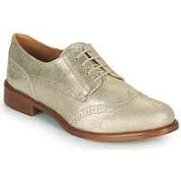 Schuhe Damen Derby-Schuhe Betty London CODEUX Gold