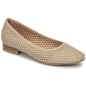 Schuhe Damen Ballerinas Betty London OCARA Naturfarben