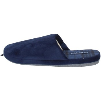 Schuhe Herren Hausschuhe De Fonseca ROMA TOP I M624 BLAU