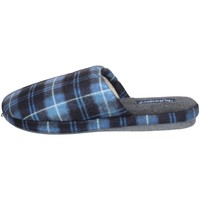 Schuhe Herren Hausschuhe De Fonseca ROMA TOP I M620 SCHWARZ