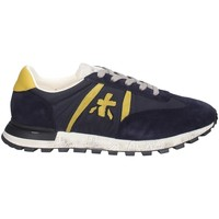 Schuhe Herren Sneaker Low Premiata JOH05065 BLAU