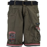 Kleidung Jungen Shorts / Bermudas Geographical Norway PACOME Grau