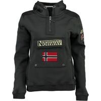Kleidung Jungen Sweatshirts Geographical Norway GYMCLASS Grau