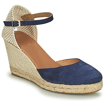 Schuhe Damen Sandalen / Sandaletten Minelli RAYANA Marine / Beige