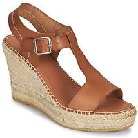 Schuhe Damen Sandalen / Sandaletten Minelli LIZZIE Braun