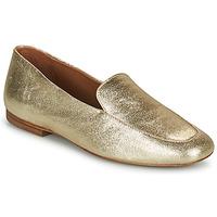 Schuhe Damen Slipper Minelli METAPLATIN Gold