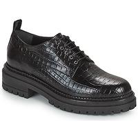 Schuhe Damen Derby-Schuhe Minelli EMYLANDE Schwarz