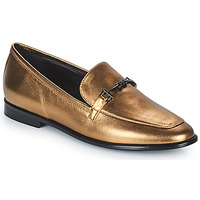 Schuhe Damen Slipper Minelli PHARA Bronze