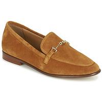 Schuhe Damen Slipper Minelli PYLLA Braun