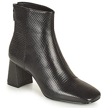 Schuhe Damen Low Boots Minelli TAKINE Schwarz