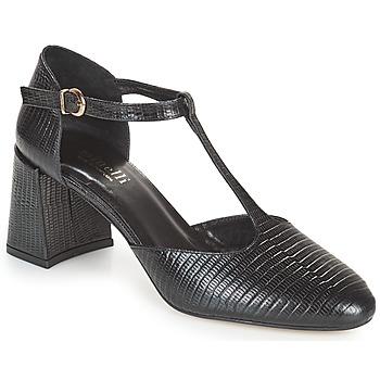 Schuhe Damen Pumps Minelli GAILIA Schwarz