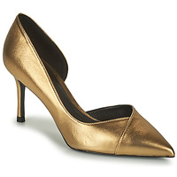 Schuhe Damen Pumps Minelli GYLIANE Bronze