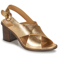 Schuhe Damen Sandalen / Sandaletten Minelli THIVIYA Gold