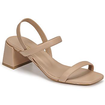 Schuhe Damen Sandalen / Sandaletten Minelli TEILYE Beige