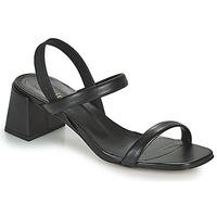 Schuhe Damen Sandalen / Sandaletten Minelli TEILYE Schwarz