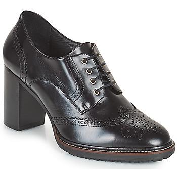 Schuhe Damen Ankle Boots Minelli THOMINE Schwarz