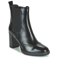 Schuhe Damen Low Boots Minelli THILDA Schwarz