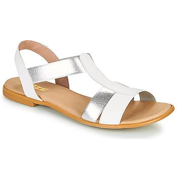 Schuhe Damen Sandalen / Sandaletten So Size OOLETTE Braun