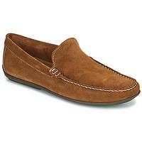Schuhe Herren Slipper So Size MIJI Camel