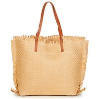 Taschen Damen Shopper / Einkaufstasche Moony Mood ODANE Beige
