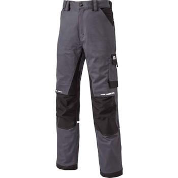 Kleidung Cargo Hosen Dickies Pantalon  Gdt Premium gris/noir