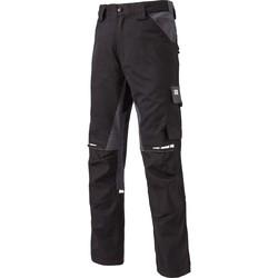 Kleidung Cargo Hosen Dickies Pantalon  Gdt Premium noir/gris