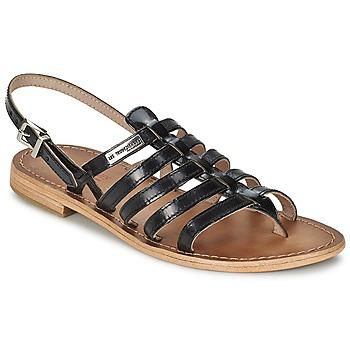 Schuhe Damen Sandalen / Sandaletten Les Tropéziennes par M Belarbi HERISSON Schwarz