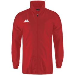 Kleidung Herren Windjacken Kappa Coupe-vent  Wister rouge