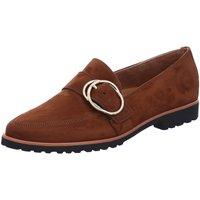 Schuhe Damen Slipper Paul Green Must-Haves 2645-017 braun