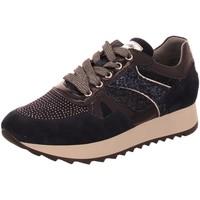Schuhe Damen Derby-Schuhe & Richelieu NeroGiardini Schnuerschuhe I013190D-207 blau