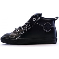 Schuhe Kinder Sneaker High Converse 762311C Schwarz