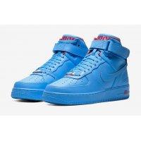Schuhe Sneaker High Nike Air Force 1 High x Don C University Blue/University Blue