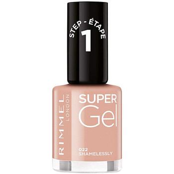 Beauty Damen Nagellack Rimmel London Kate Super Gel Nail Polish 022-angel Wing 12 ml