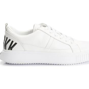 Schuhe Damen Sneaker Low Bikkembergs  Weiss