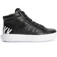 Schuhe Damen Sneaker High Bikkembergs  Schwarz