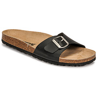 Schuhe Damen Pantoffel So Size OLOHA Schwarz
