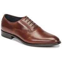 Schuhe Herren Richelieu Carlington OLILO Cognac