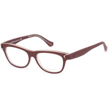 Uhren & Schmuck Damen Sonnenbrillen Balenciaga - BA5025 Rot