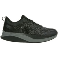 Schuhe Herren Sneaker Low Mbt HURACAN 3000 LACE UP MAN SCHUHE BLACK_CASTLEROCK