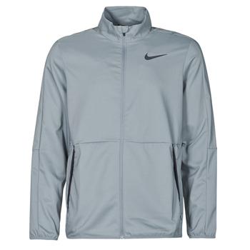 Kleidung Herren Trainingsjacken Nike DF TEAWVN JKT Grau / Schwarz