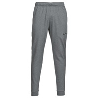 Kleidung Herren Jogginghosen Nike DF PNT TAPER FL Grau / Schwarz