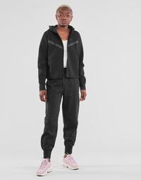 Kleidung Damen Jogginghosen Nike NSTCH FLC ESSNTL HR PNT Schwarz