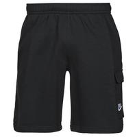 Kleidung Herren Shorts / Bermudas Nike NSCLUB BB CARGO SHORT Schwarz