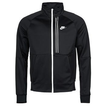 Kleidung Herren Trainingsjacken Nike NSTE N98 PK JKT TRIBUTE Schwarz / Weiss