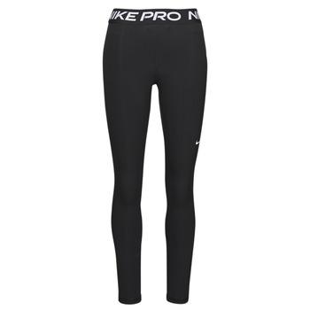 Kleidung Damen Leggings Nike NIKE PRO 365 TIGHT Schwarz / Weiss