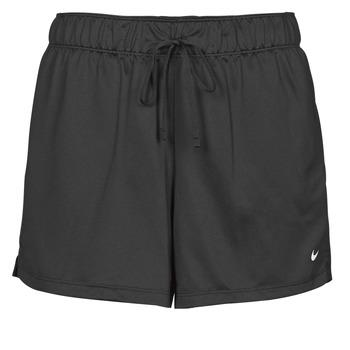 Kleidung Damen Shorts / Bermudas Nike DF ATTACK SHRT Schwarz / Weiss