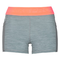 Kleidung Damen Shorts / Bermudas Nike NIKE PRO 3IN SHORT FEMME NVLTY PP2 Grau / Orange / Weiss